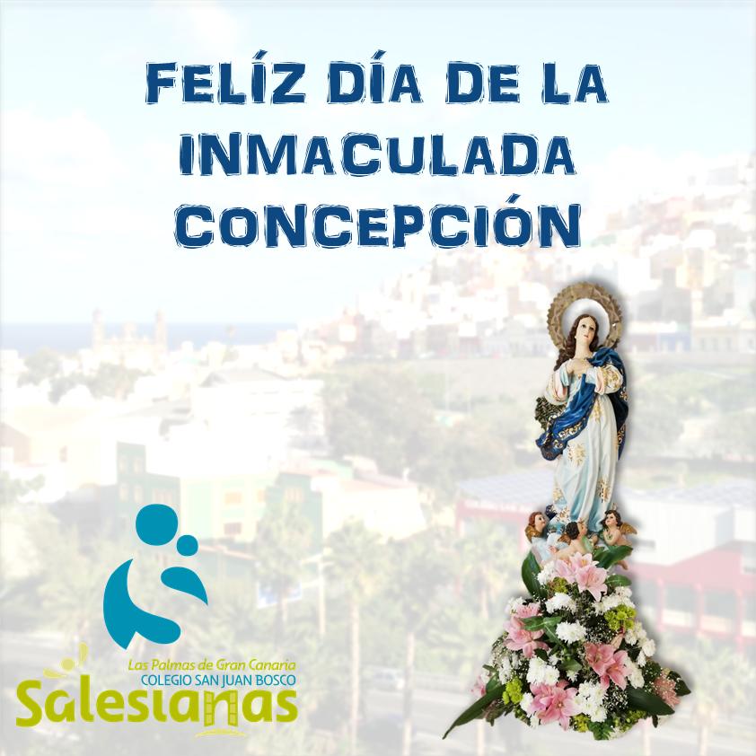 Resultado de imagen de salesianas celebracion inmaculada